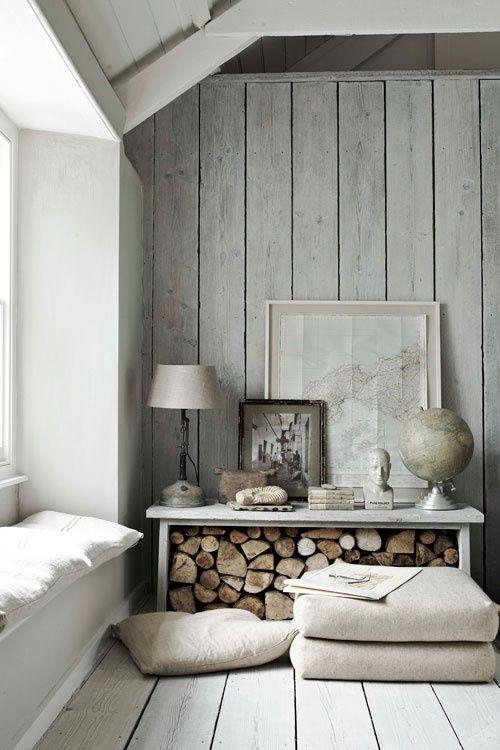 Landelijk wonen thestylebox - Houten interieurdecoratie ...