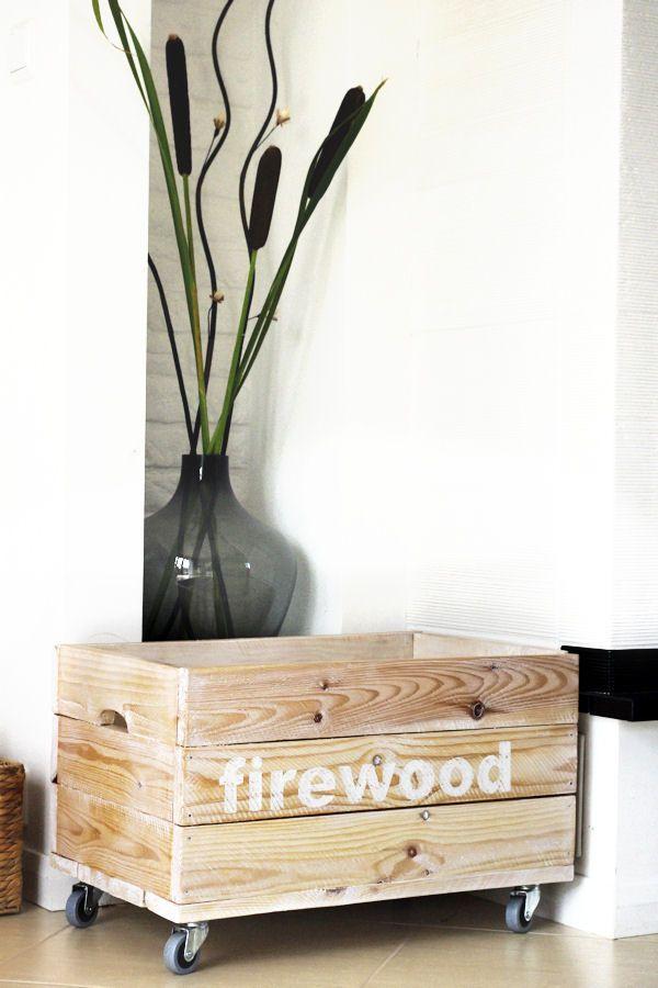 houtpellet opslag binnen