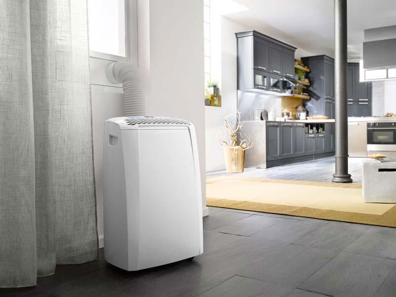 huis koel houden airco