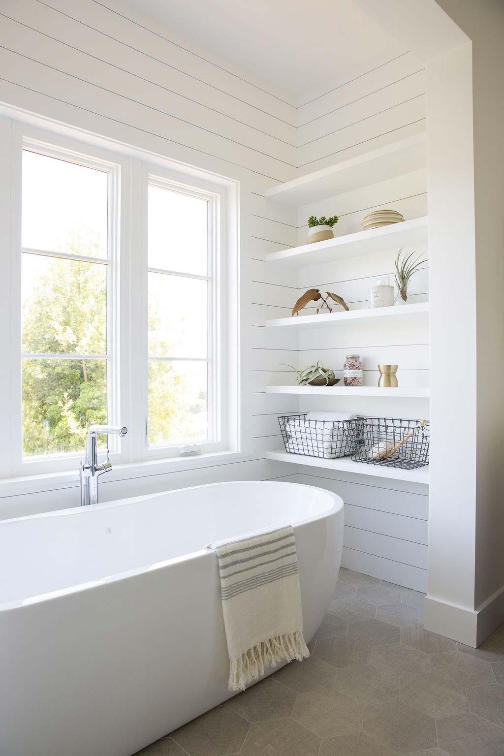 huis koel houden badkamer ventilatie