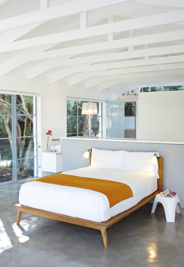 huis zuid-afrika slaapkamer