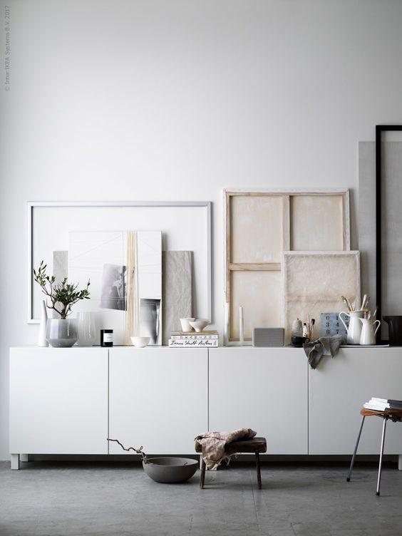 origineel aan de slag met de ikea besta kast thestylebox. Black Bedroom Furniture Sets. Home Design Ideas