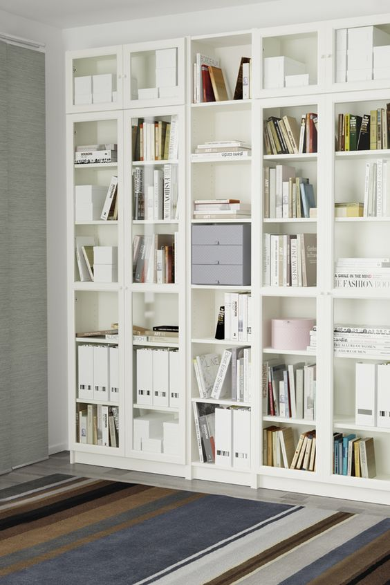 idee n voor de ikea billy boekenkast thestylebox. Black Bedroom Furniture Sets. Home Design Ideas