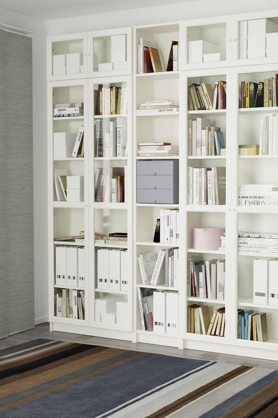 Ideeën Voor De Ikea Billy Boekenkast Thestylebox