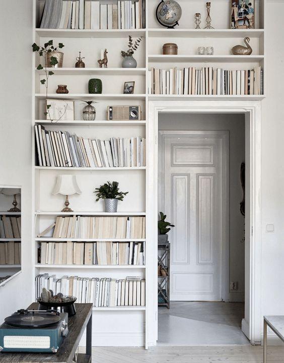 Ideeën voor de Ikea Billy boekenkast - THESTYLEBOX