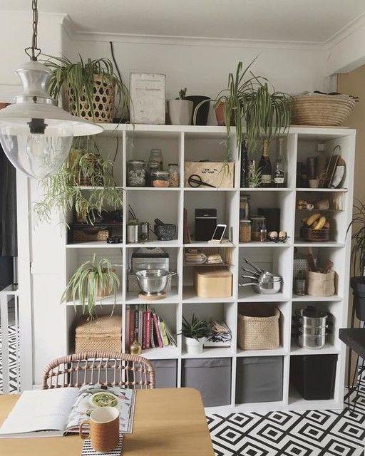 IKEA Kallax keuken kast