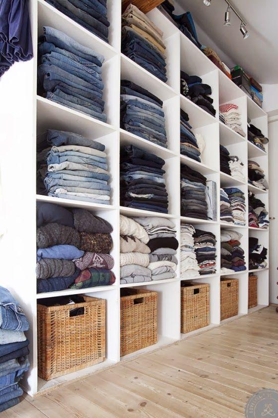 IKEA Kallax kledingkast