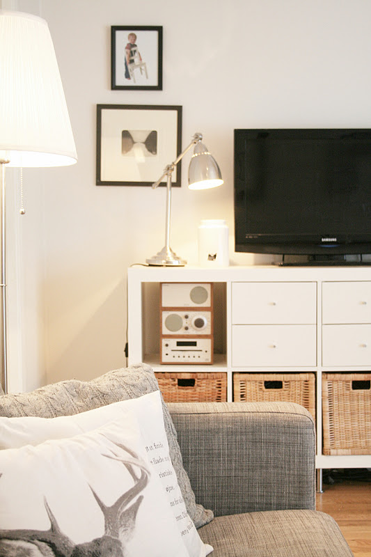 IKEA Kallax TV meubel
