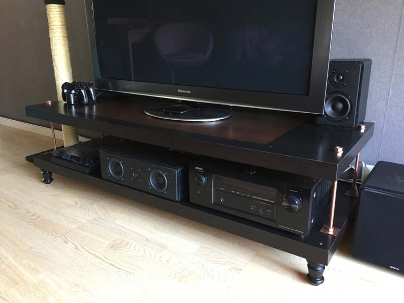 IKEA LACK TV meubel hack