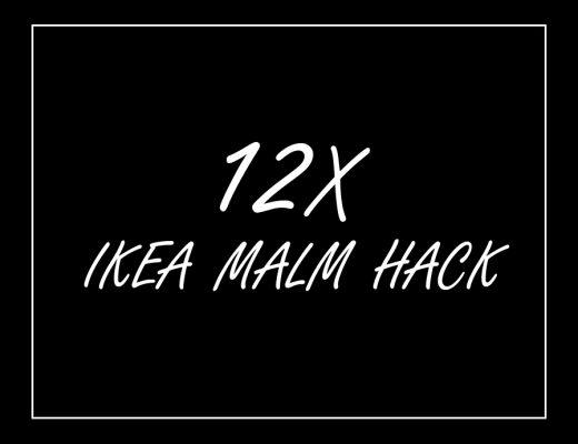IKEA Malm ladekast hack