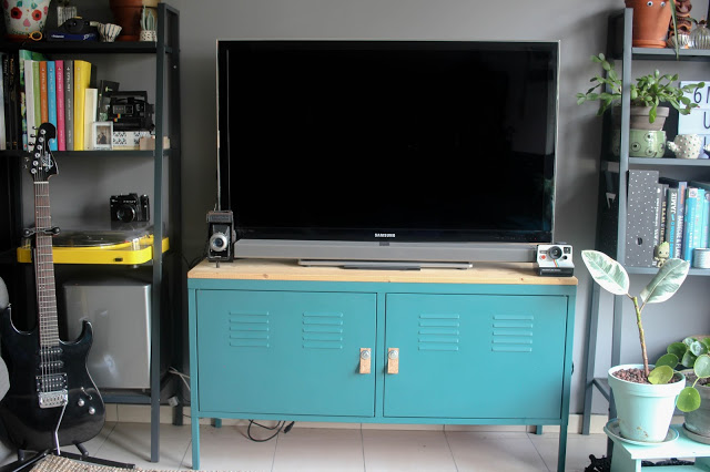 IKEA PS TV meubel hack