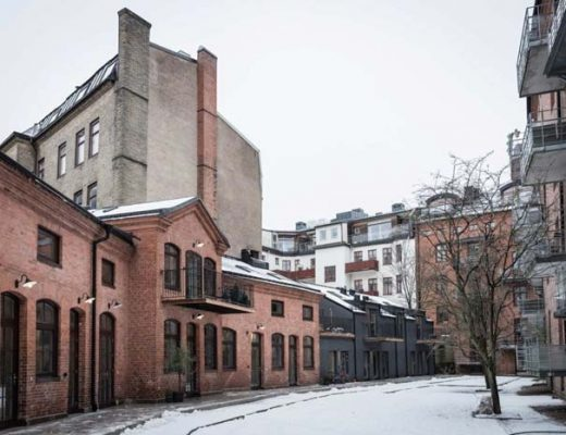 In dit voormalig treinstation uit Göteborg vind je de mooiste designmeubels