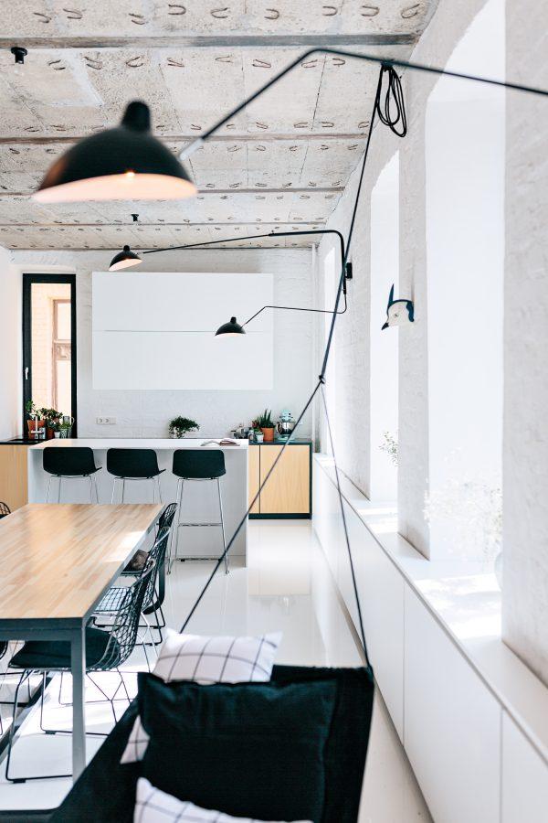industrieel appartement thestylebox