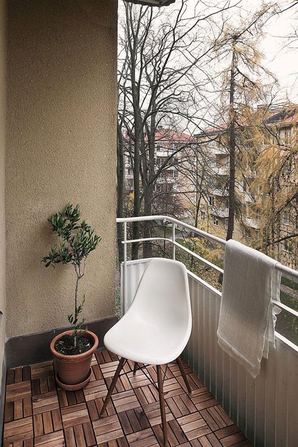 Inrichting klein appartement van 39m2 - THESTYLEBOX