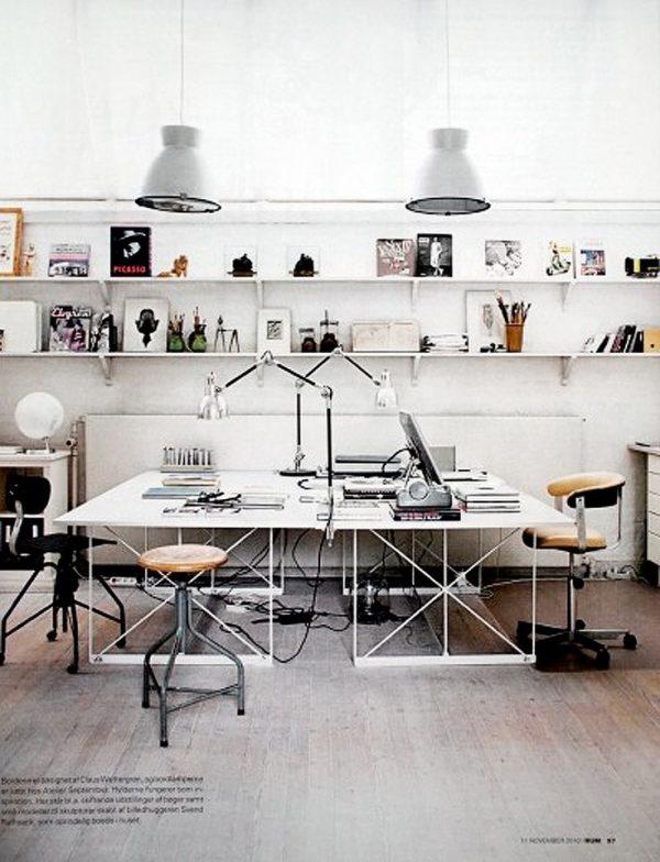 inspirerende werkplek