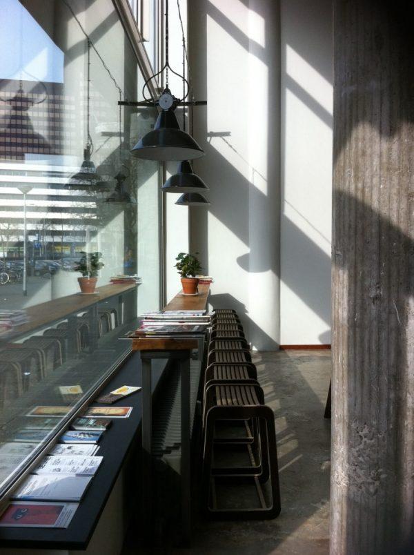 interieur hotspot rotterdam hopper coffee