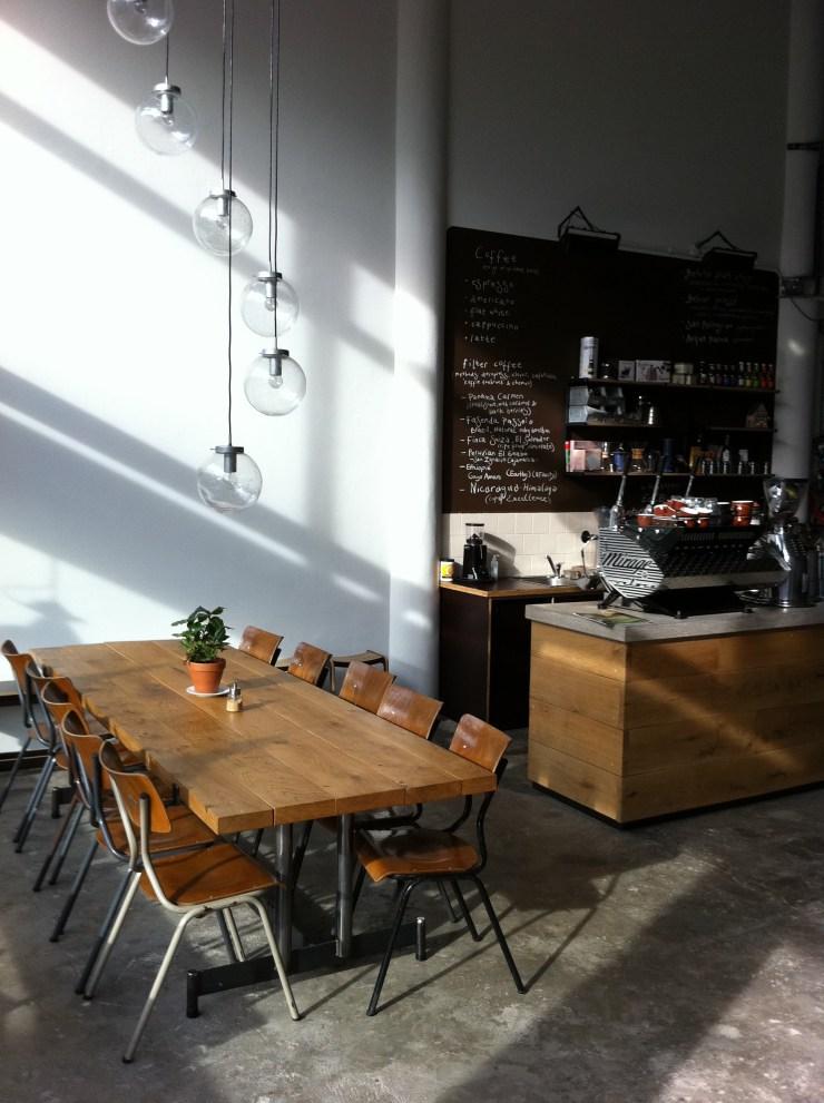 Interieur hotspot rotterdam hopper coffee thestylebox for Interieur rotterdam