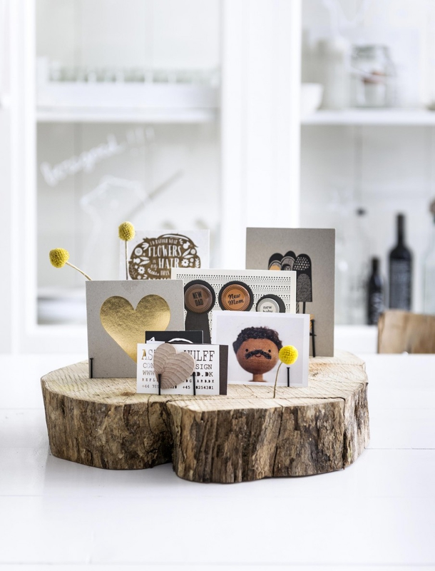 8x creatief met een boomstam thestylebox for Boomstamschijven decoratie