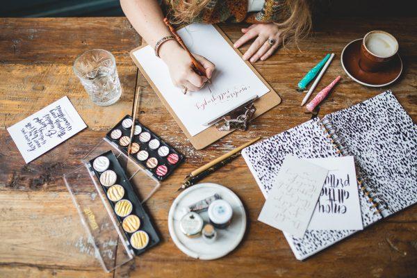 kalligrafie starterskit