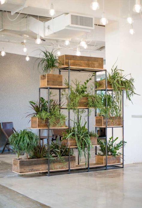 kamerschermen plantenbak