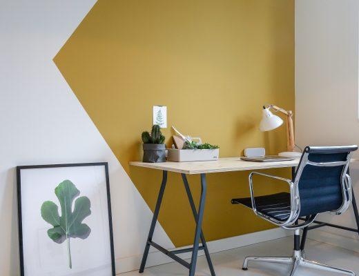 kantoor muurinspiratie