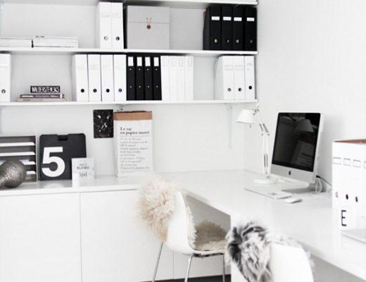 kantoor opruimen