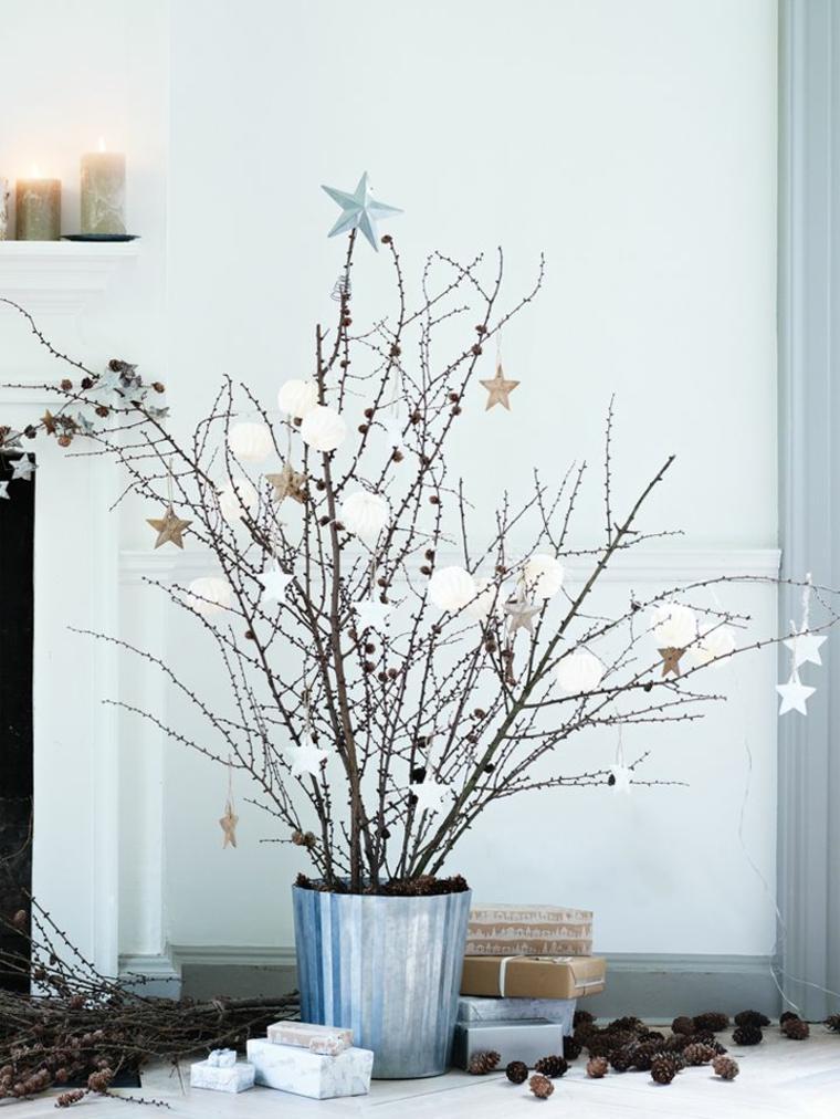 Kersttak versieren