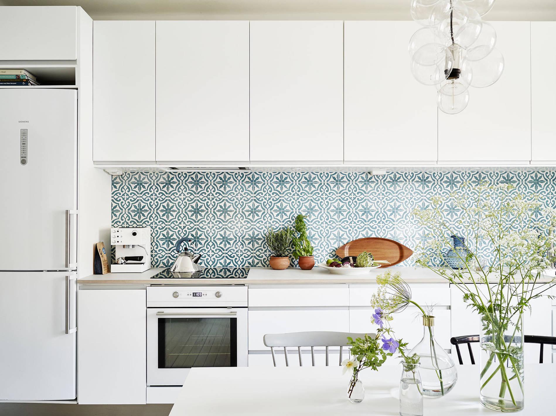 Keuken Grijs Blauw : keuken blauw