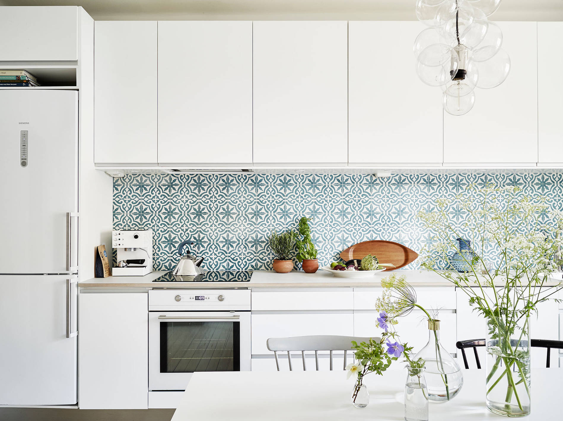 Keuken Licht Blauw : keuken blauw
