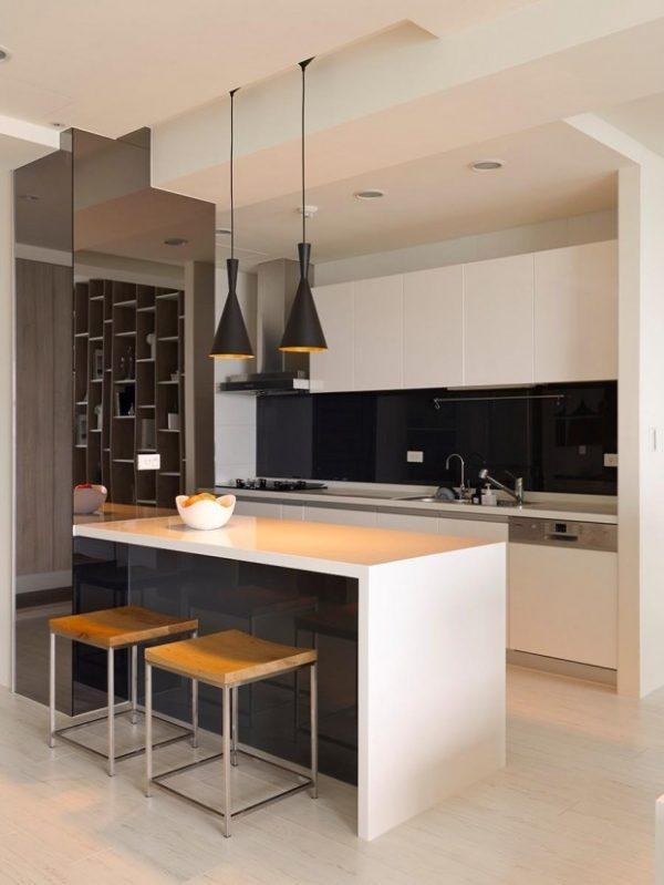 keuken eiland modern
