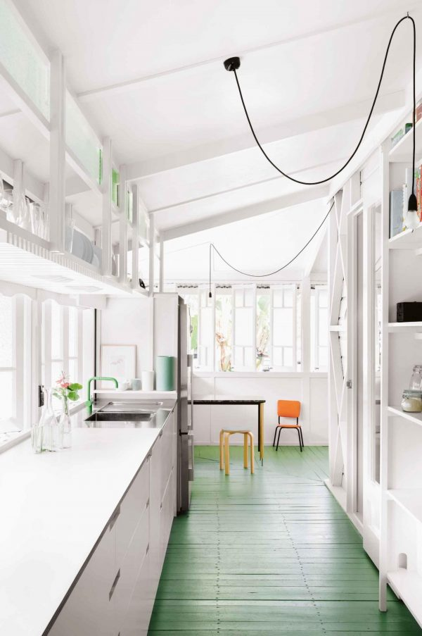 keuken groene accessoires