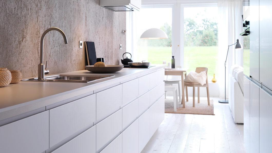 Bekend Keuken Inspiratie Ikea Ssm52 Agneswamu