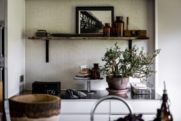 keuken mozaiek tegels