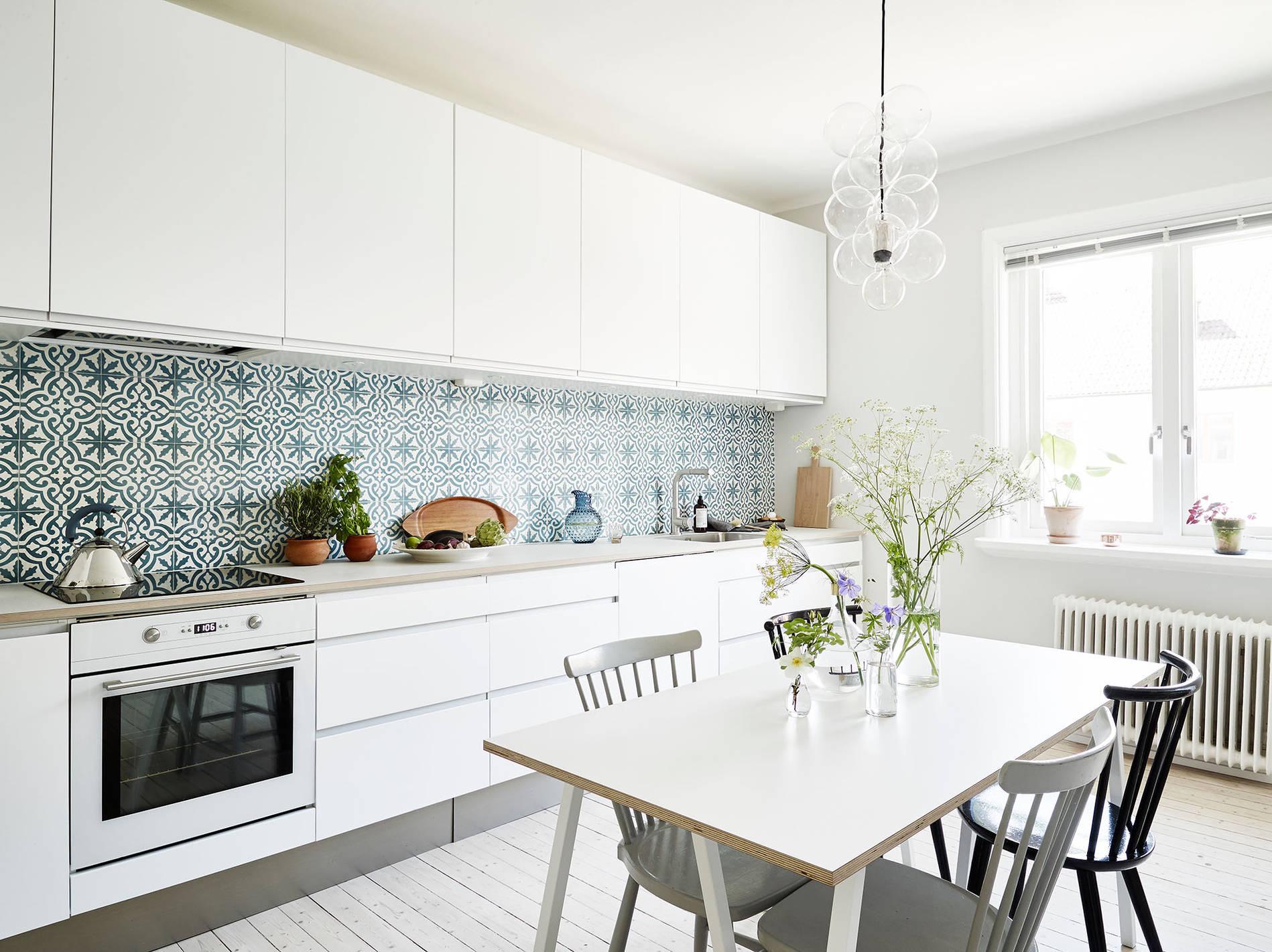 Binnenkijken: licht Zweeds huis - THESTYLEBOX
