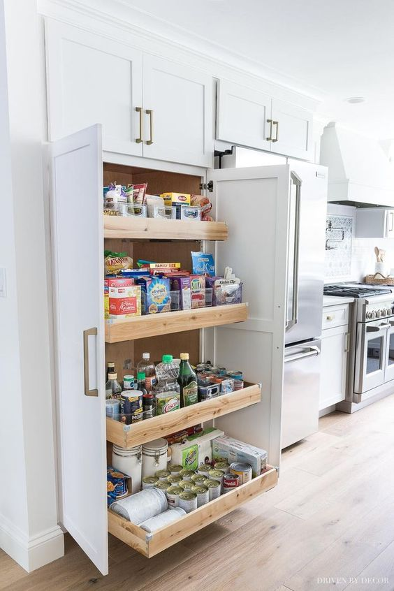 keukenindeling tip ladekasten