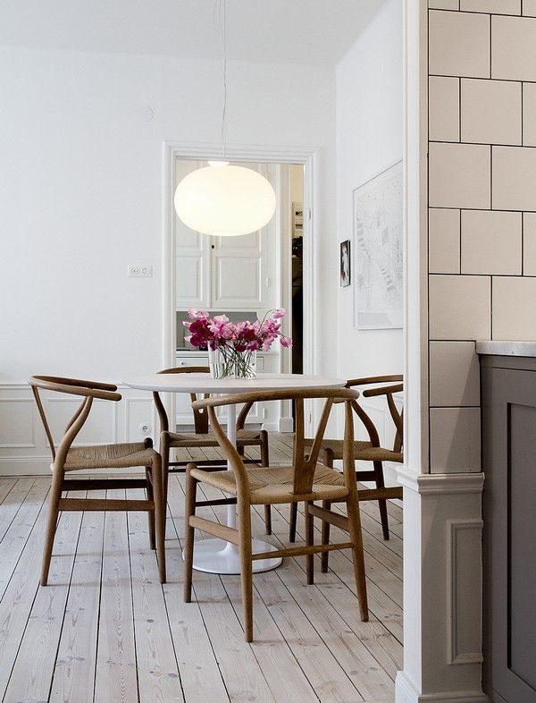 Houten keukenstoelen - THESTYLEBOX