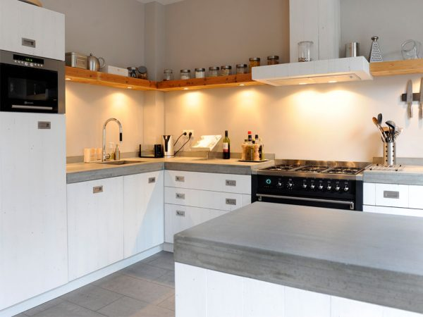 keukenwerkbladen beton