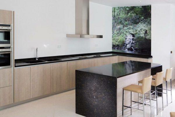 keukenwerkbladen composiet