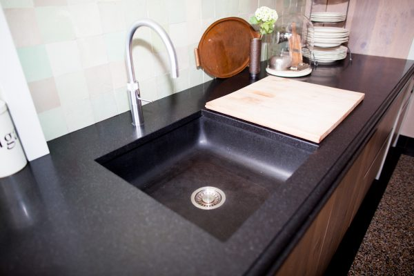 keukenwerkbladen graniet
