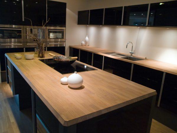 keukenwerkbladen hout