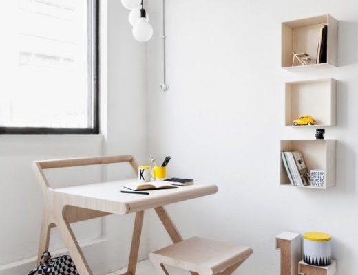 Lamp Kinderkamer Wand : Werkplek kinderkamer thestylebox