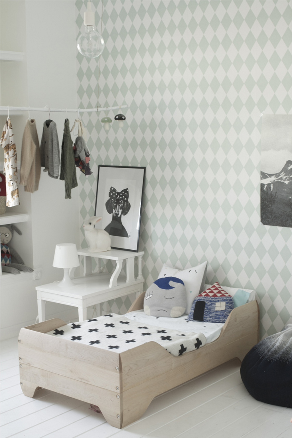 Leuk Behang Kinderkamer.Kinderkamer Behang Thestylebox
