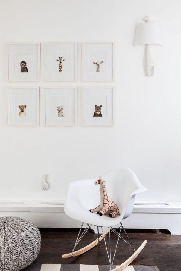 kinderkamer poster dieren