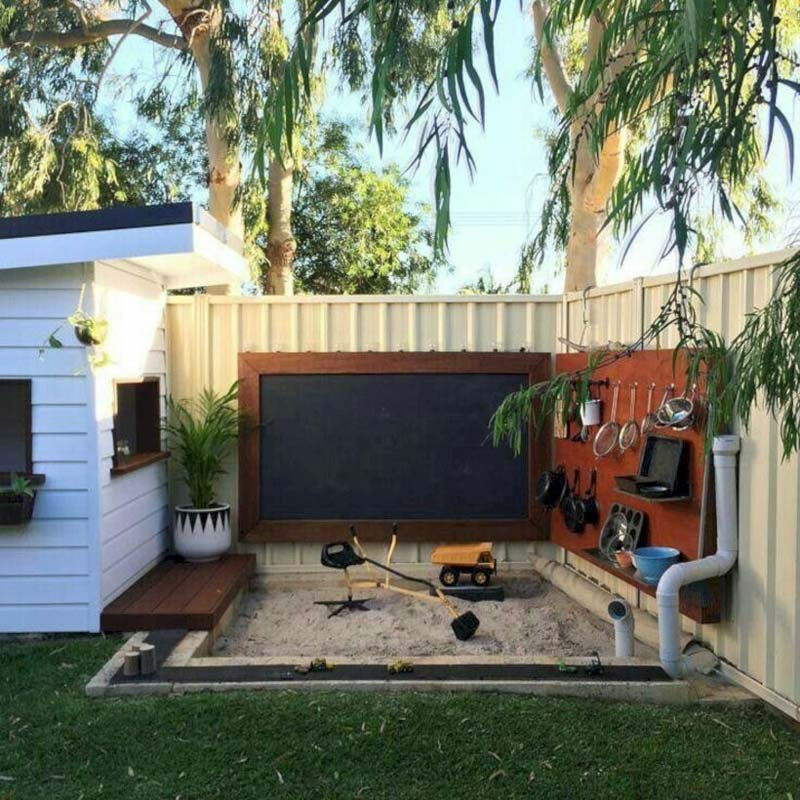 kindvriendelijke tuin inrichten tips