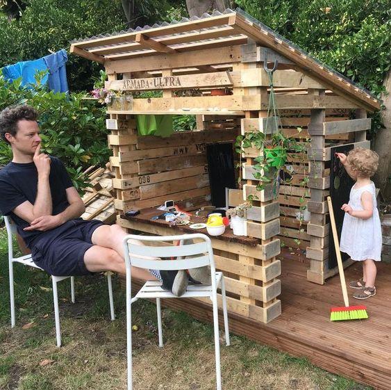 kindvriendelijke tuin tip
