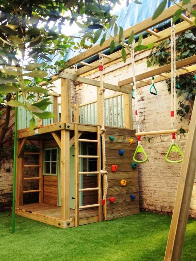 kindvriendelijke tuin tips spelen