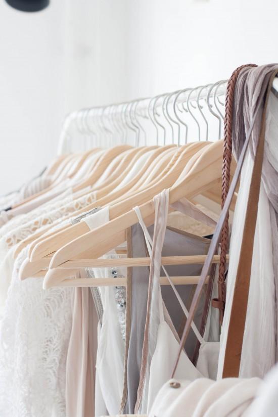 kleding slaapkamer