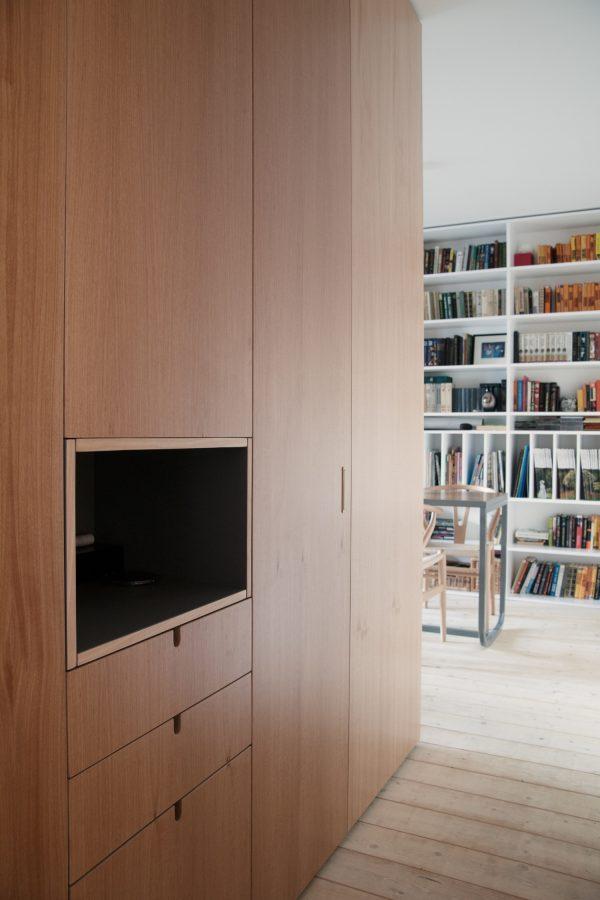 klein appartement