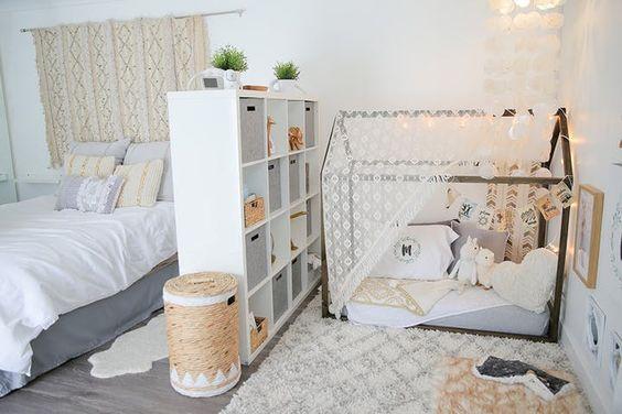 Klein huis, geen babykamer