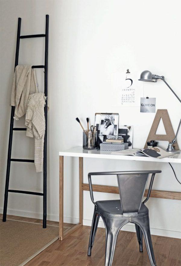 klein wonen kantoor industrieel